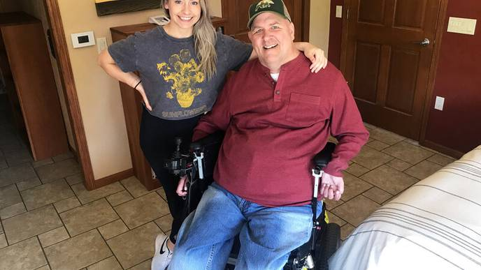 People with Disabilities Find COVID-19 Has Cut Them Off from Caregivers