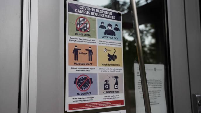 In Rush to Reopen, Will Universities Become the Next Coronavirus Hotspots?