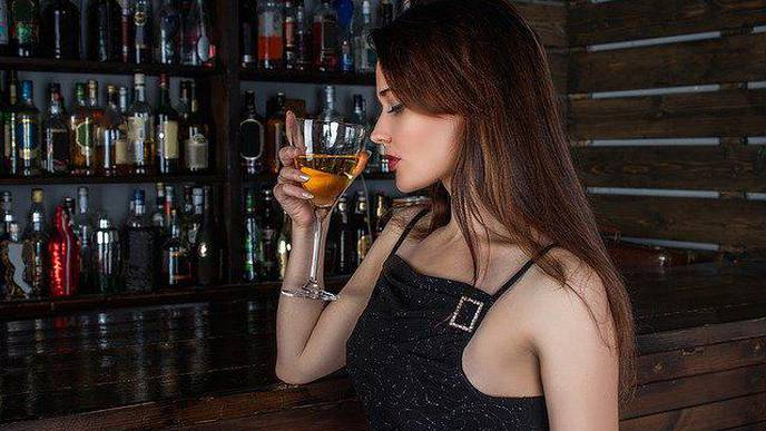 Women Now Drink As Much As Men—Not So Much For Pleasure, But To Cope
