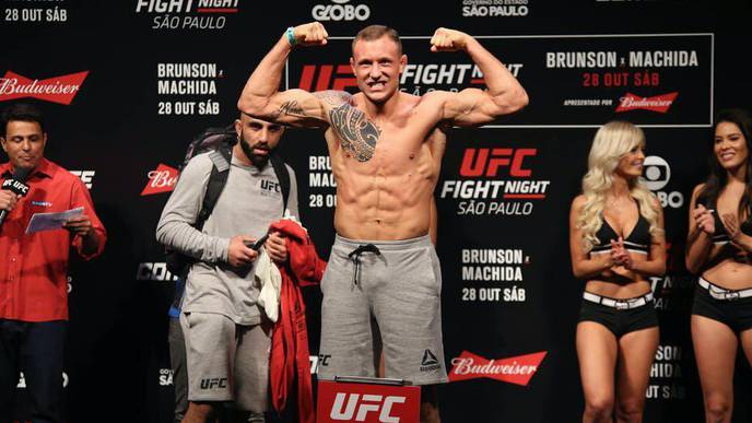 Mixed Martial Arts & the Danger of Extreme Weight Cutting